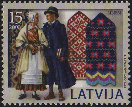 20031011_15sant_Latvia_Postage_Stamps