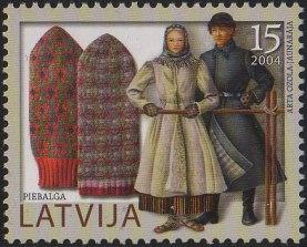 20041106_15sant_Latvia_Postage_Stamp