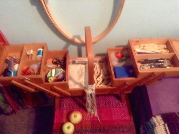 My Textile Toolbox