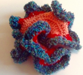 Coral - Hyperbolic Plane