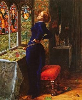 John Everett Millais Mariana 1850 - 1851